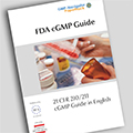 FDA cGMP Guide
