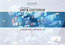 GMP & GDP Forum 2021 - GMP & GDP Part (Day 2)<br>Im Auftrag der ECA Academy