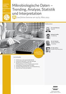 Live Online Seminar: Mikrobiologische Daten (M 9)